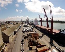 Porto do Rio Grande tem crescimento de 6% no acumulado do ano