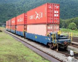 Transporte por contêineres na MRS cresce 34%