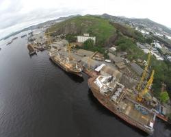Mac Laren e VARD apostam na construção de módulos para manter atividades em Niterói