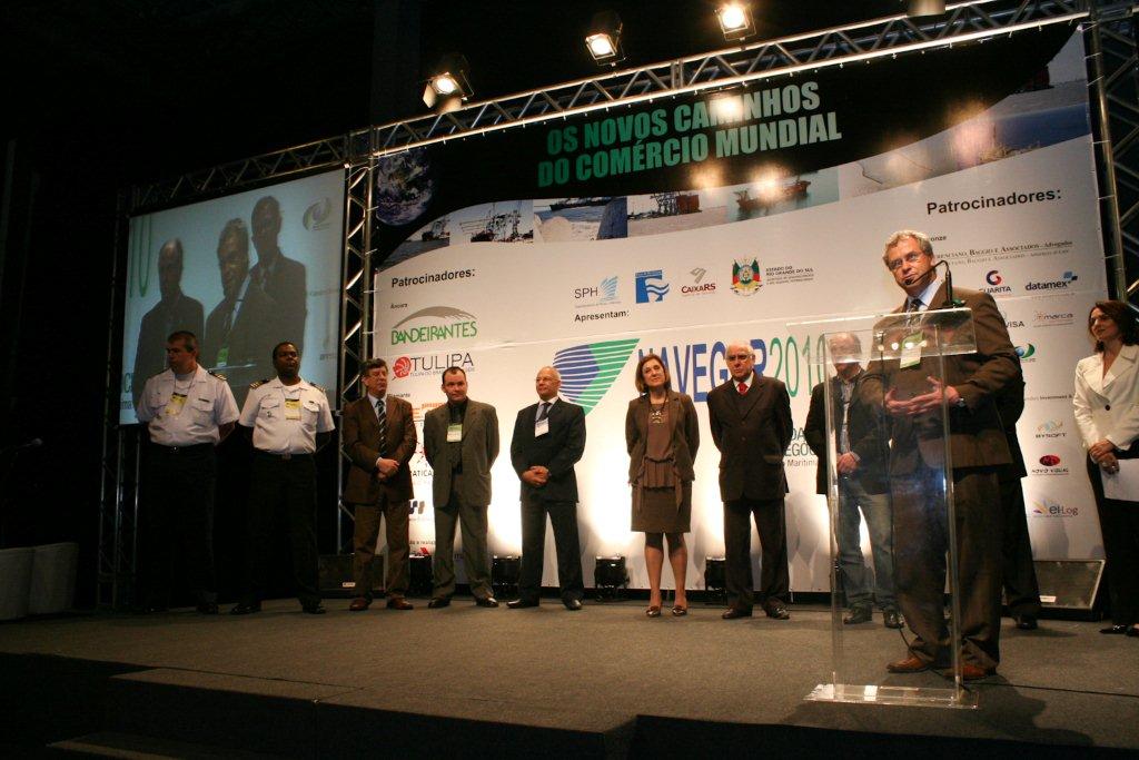 Segurança no Porto do Rio Grande foi tratada no Navegar 2010