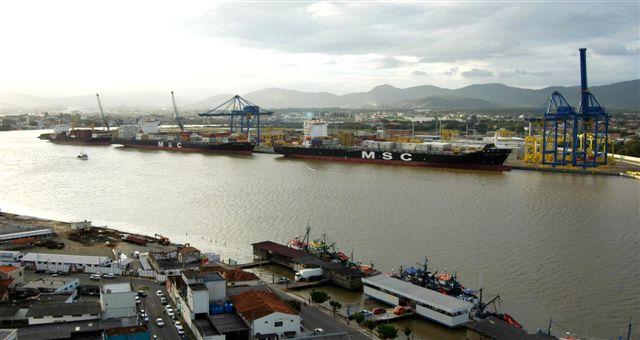Portonave: Infra-estrutura de primeiro mundo