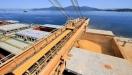 Porto de Paranaguá aumenta escoamento de grãos