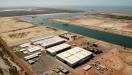 Porto do A�u se prepara para entrar em fase operacional