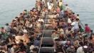 Mal�sia e Indon�sia concordam em dar abrigo a imigrantes bloqueados