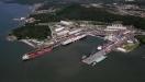 Novo ber�o para o porto de S�o Francisco do Sul