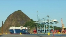 Navios cada vez maiores e atrasos em obras podem comprometer Porto de Vit�ria