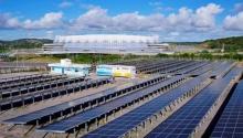Bahia ganha maior usina de energia solar da Am�rica Latina