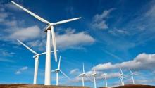 Usinas e�licas dobram produ��o de energia el�trica no primeiro semestre de 2015