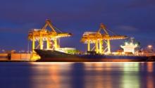 Obras de infraestrutura portu�ria j� totalizam investimentos de R$ 4,2 bi