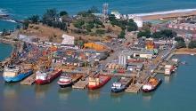Movimenta��o de carga no porto de Maca� cresceu 25% em 2014